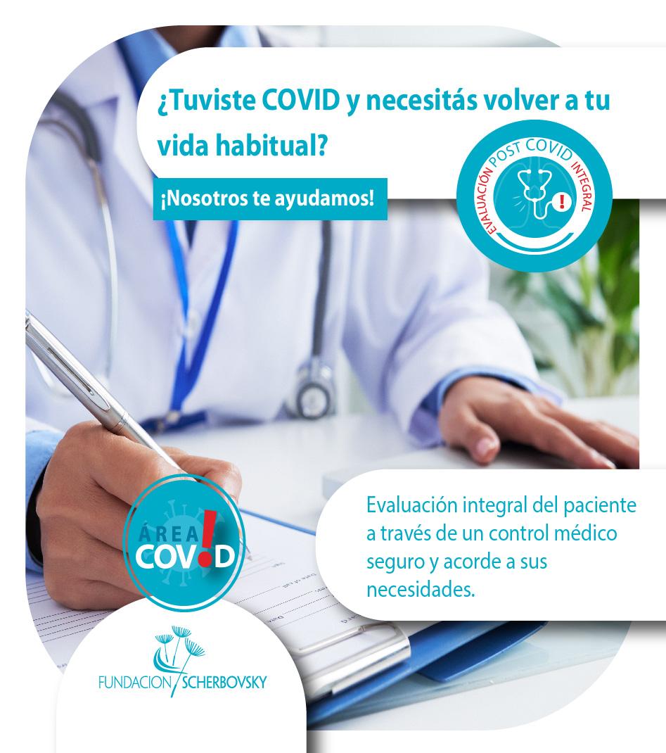 Fuiste COVID+?